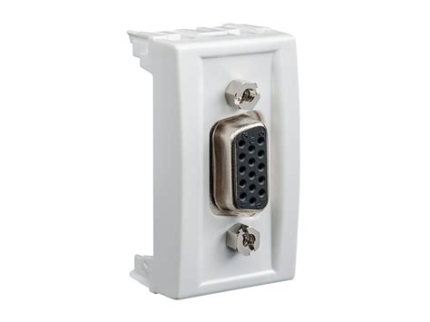 Vga Outlet what is the part number for a vga outlet and plate for the modena series