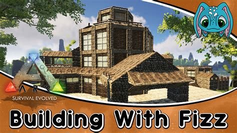 how to make a boat base in ark ark survival evolved building w fizz pve base build