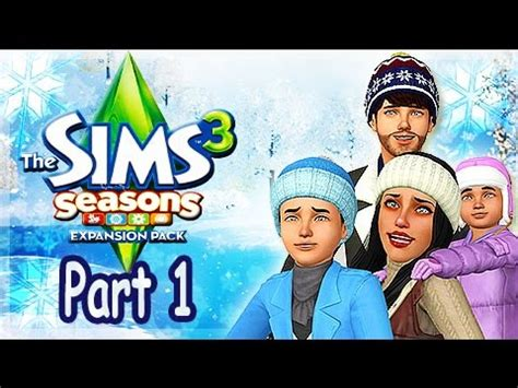 how to uninstall sims 3 seasons let s play the sims 3 seasons part 1 create a sim