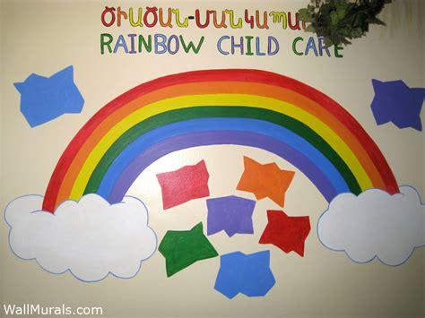 a day wall mural preschool wall murals daycare murals playroom mural