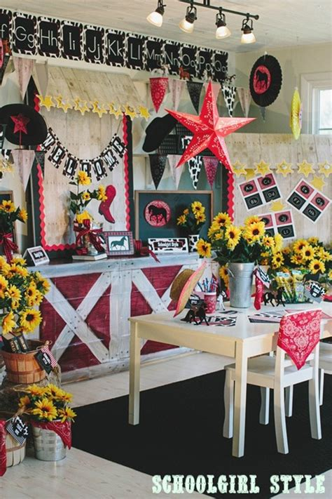 Western Theme Classroom Decorations by Western Classroom Theme Schoolgirlstyle