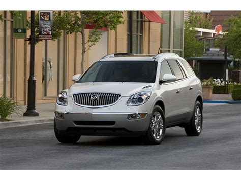 2011 buick enclave prices reviews and pictures u s news world report