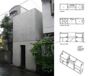Azuma House Plan Tadeo Ando Azuma House Japan Sumiyoshi 1976 Atlas Of Interiors