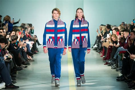 Team Fashion by Russia Unveil Olympic Kit Despite Doubts Pyeongchang