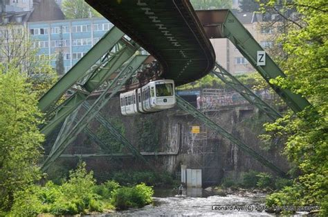 Len Wuppertal by Schwebebahn Picture Of The Wuppertal Suspension Railway
