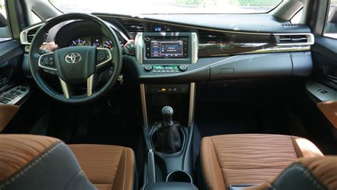 Toyota Innova Reborn 2 0 G Mt 2016 toyota innova diesel mt 2016 philippines review specs