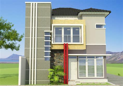 desain rumah minimalis  lantai terbaik