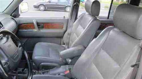 airbag deployment 1992 isuzu impulse seat position control how repair heated seat 1999 isuzu trooper 1997 acura slx rear break replacement procedure how