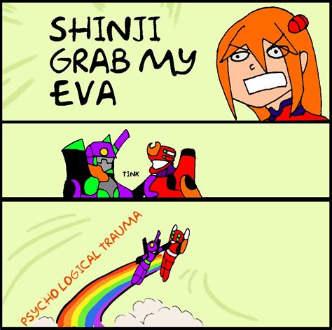 Evangelion Meme - image 589739 neon genesis evangelion know your meme