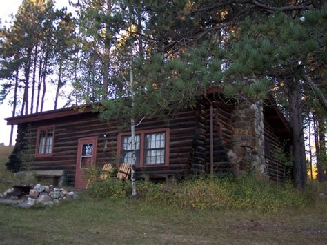 Cabins In South Dakota by Custer Log Cabins