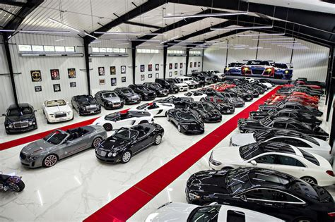 Kenny S Garage by Ultra Luxury Cave Houses One S Multi Million