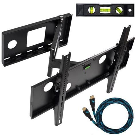 tv brackets that swing out cheetah mounts apsamb 32 55 quot lcd tv wall mount bracket