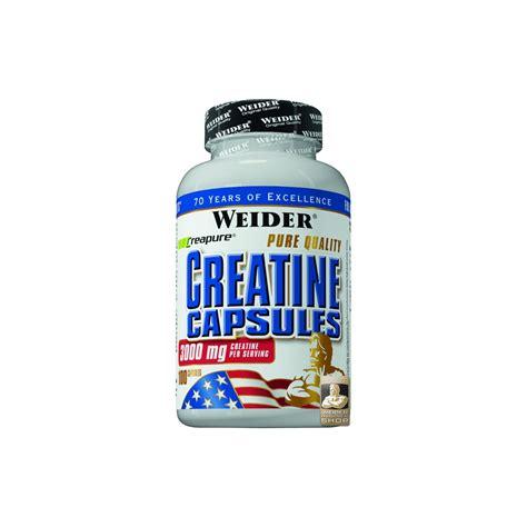 creatine zonder sporten weider creatine capsules voordelig kopen fitshop nl
