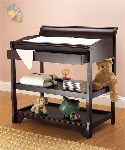 Changing Table In Espresso Espresso Dresser Changing Table Espresso Changing Table For Baby Bedroom Home Furniture And