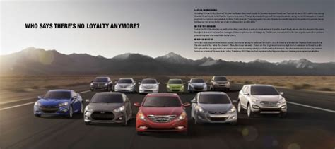 connecticut hyundai dealer line hyundai brochure