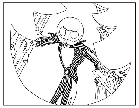 8 Tim Burton Adult Coloring Book Pages Printables Nightmare Before Coloring Pages For Adults
