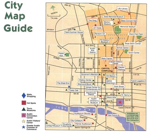 texas tourist attractions map university texas map pdf todayconsulti6