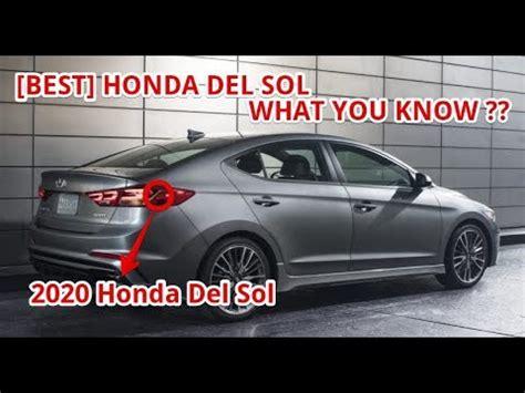 2020 Honda Sol by Best 2020 Honda Sol