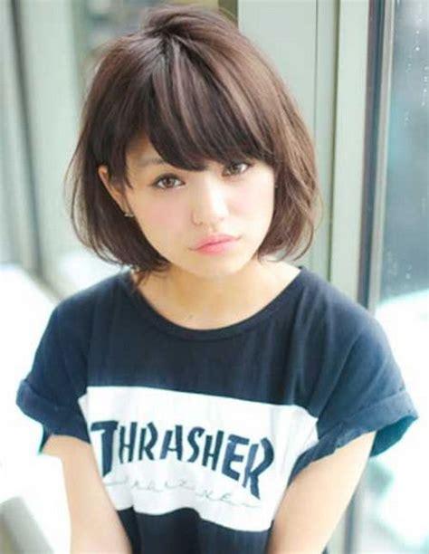 korean kids hairstyles asian girls hairstyles with bangs medium short 2015
