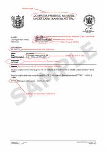 how to get a new title for your car computer register certificate of title current land