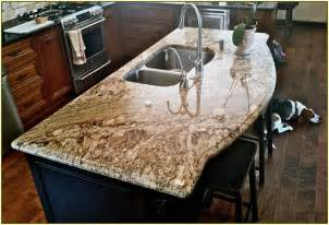 Counter Tops At Home Depot Light Granite Countertops Colors Home Design Ideas