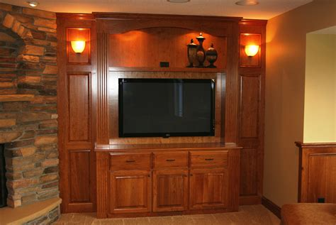 Custom Made Entertainment Center Custom Entertainment Centers Lecy Brothers Homes