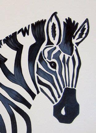 zebra paint 25 best ideas about zebra drawing on zebra