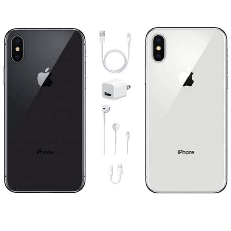 apple iphone x 64gb gsm cdma unlocked usa model apple warranty brand new ebay