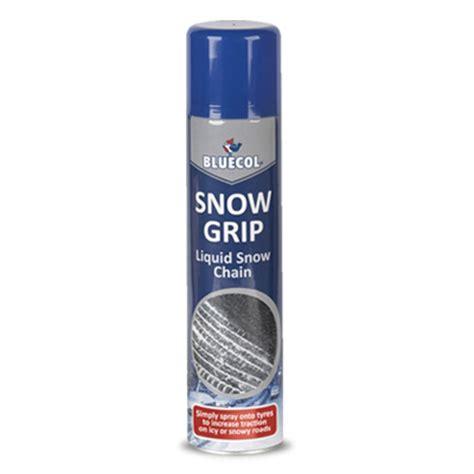 Sprei Automotive Uk 200x200x30 Cm bluecol tyre snow grip spray