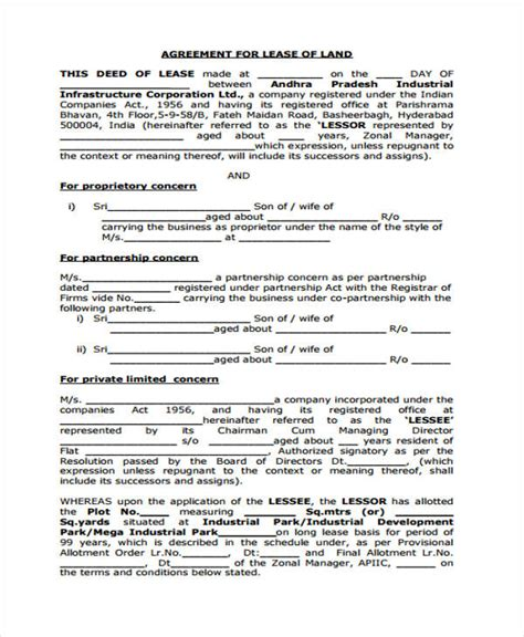 100 private road agreement template agreement