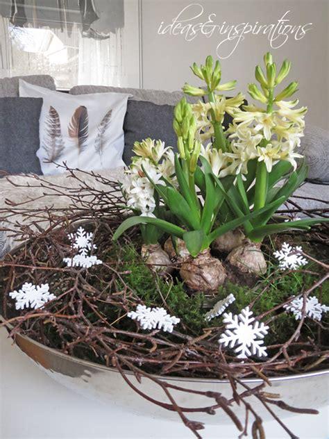 Deko Im Januar by Ideas And Inspirations Winterliche Tischdeko Winter