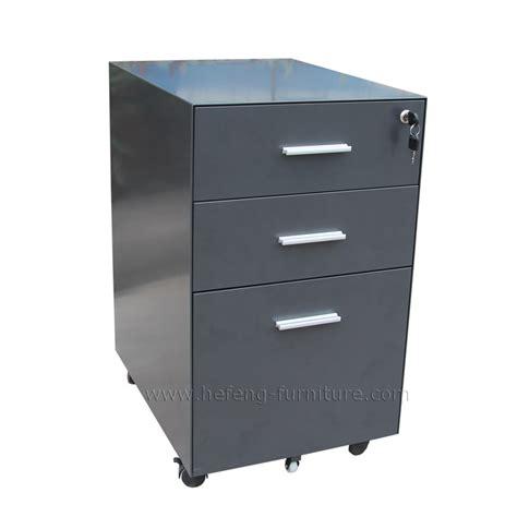 3 drawer mobile pedestal file cabinet 3 drawer mobile pedestal luoyang hefeng furniture