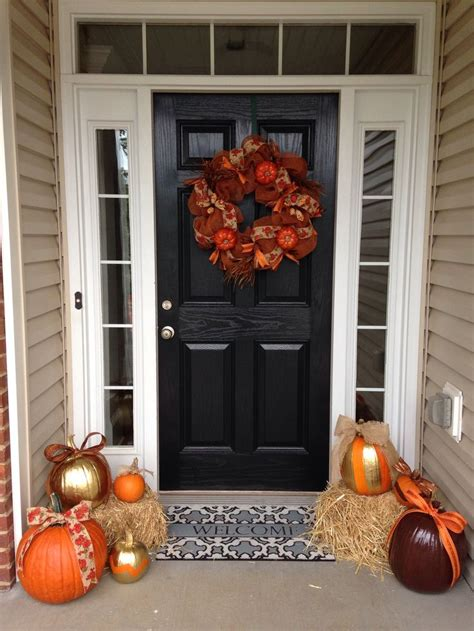 diy decorations for outside 129 best fall indoor and outdoor decor images on autumn decorations la la la and