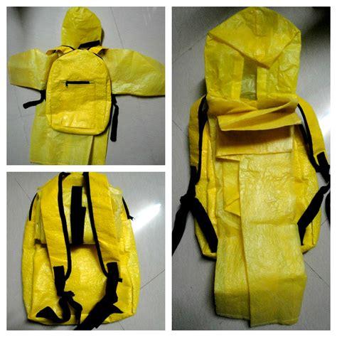 Raincoat Bag smart helps youth help communities