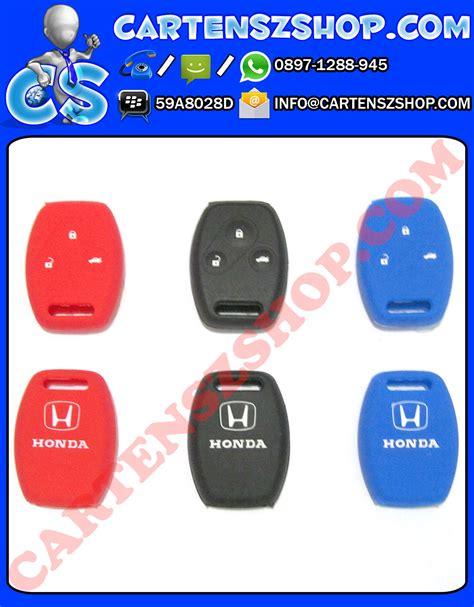 Silicone Remote Cover Kunci Honda New Mobilio Brio Brv Diskon baru koleksi silicon cover key remote kunci mobil