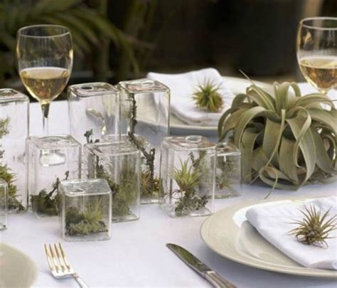 small table centerpiece ideas 20 ideas for home decorating with glass plant terrariums unique eco gifts