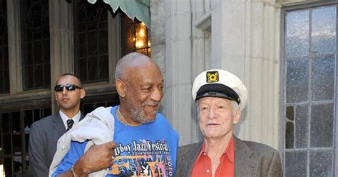 Molests Herself Hugh Hefner by Lapd To Search Hefner Estate During Bill Cosby