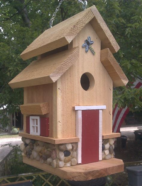 Backyard Birthday Party Ideas custom hand made bird houses by linda rabold bird house