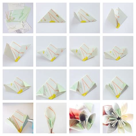 Paper Decorations To Make At Home - paper craft ideas for decoration step by step craft get