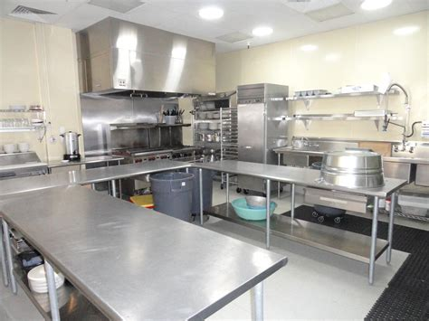 catering kitchen design best 25 commercial kitchen equipments ideas on
