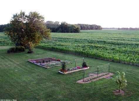 senior gardening   garden