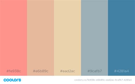 pretty color schemes 34 beautiful color palettes for your next design project