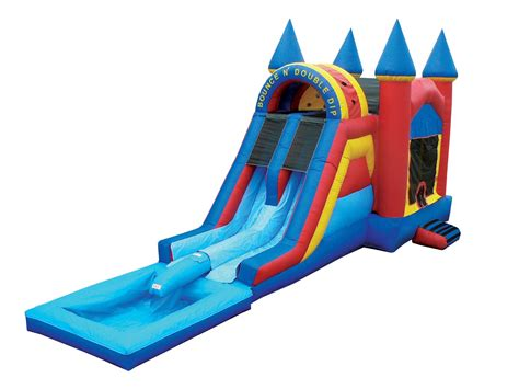 water bounce house bounce house with slide indoor games info