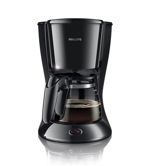 Daftar Philips Coffee Maker philips hd 7447 15 cups coffee maker black price in india