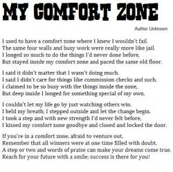 quotes about comfort zones quotes