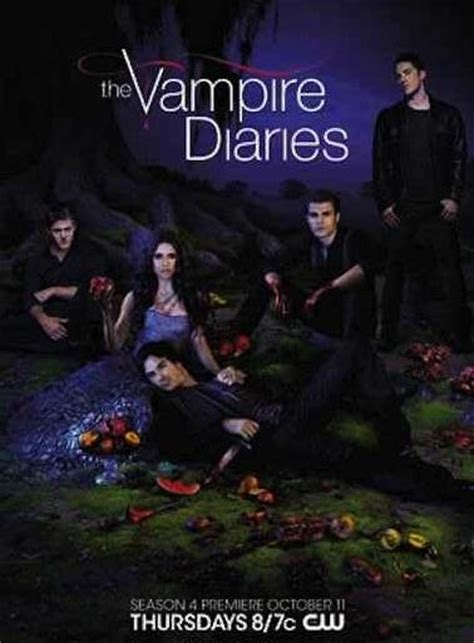 the diaries season 4 poster tv fanatic