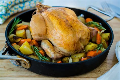 how to roast a chicken the pioneer woman