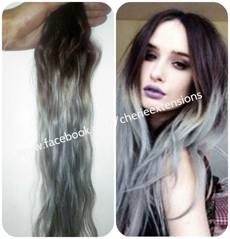 ombre weave hair extensions ombre balayage human hair extensions weft 120g