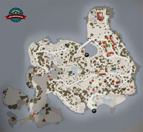 map  challenges mission  san celini island sniper