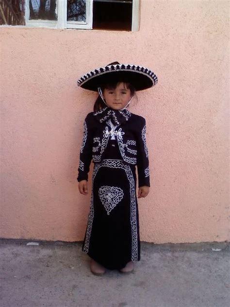 traje de charro little girls costumes and girls on pinterest
